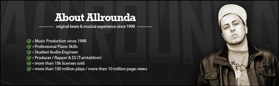 About Allrounda - Buy Royalty Free Beats Music