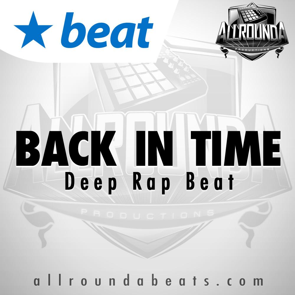 Deep Rap Beat, Beat — BACK IN TIME, Buy Beats Online | Hip Hop Beats For Sale | Buy Rap & Trap Instrumentals
