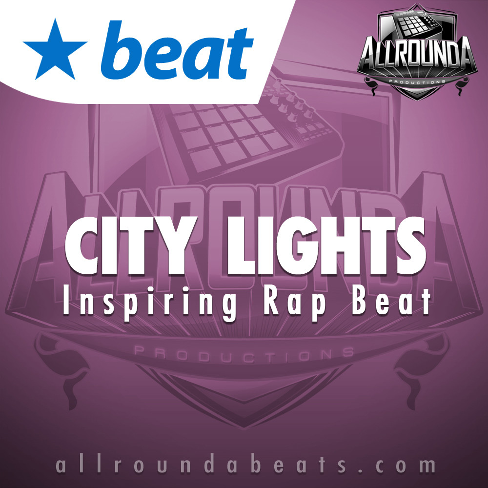 Relaxed Piano Beat, Beat — CITY LIGHTS, Buy Beats Online   Hip Hop Beats For Sale   Buy Rap & Trap Instrumentals