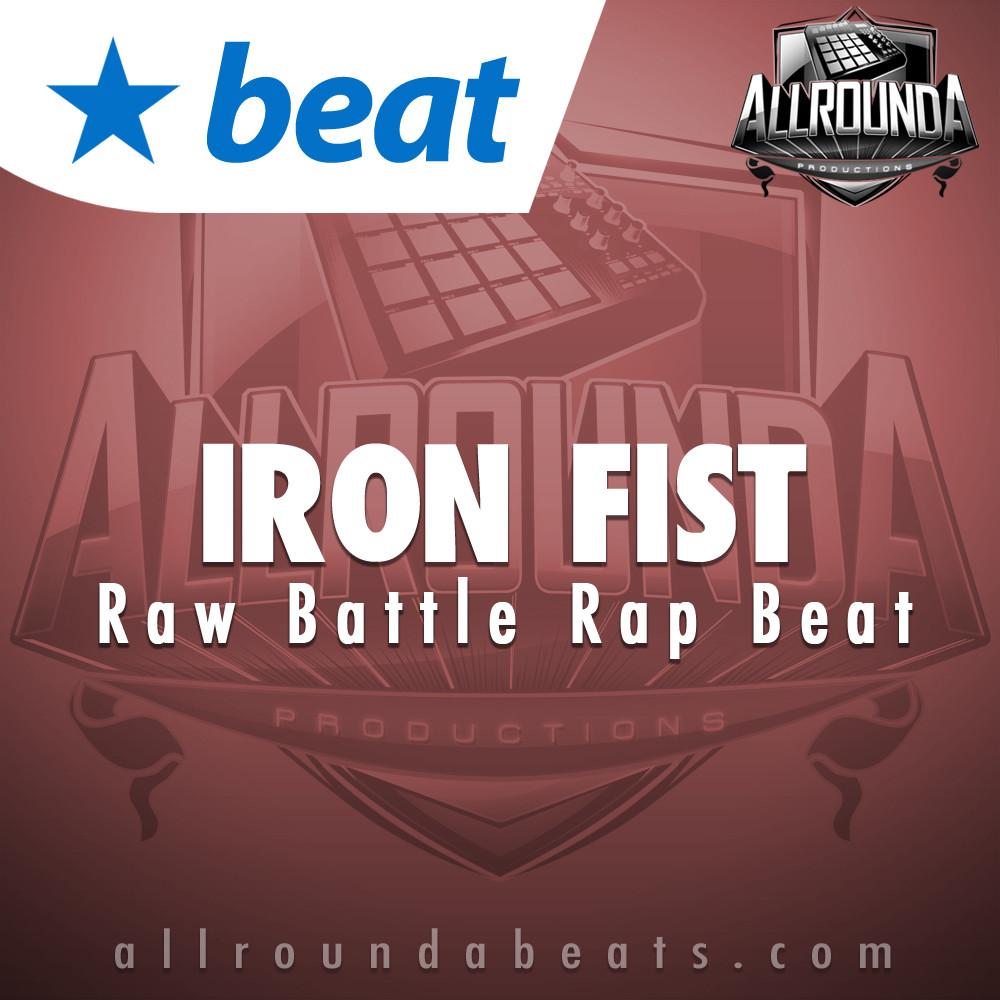 Raw Battle Rap Beat, Beat — IRON FIST, Buy Beats Online   Hip Hop Beats For Sale   Buy Rap & Trap Instrumentals