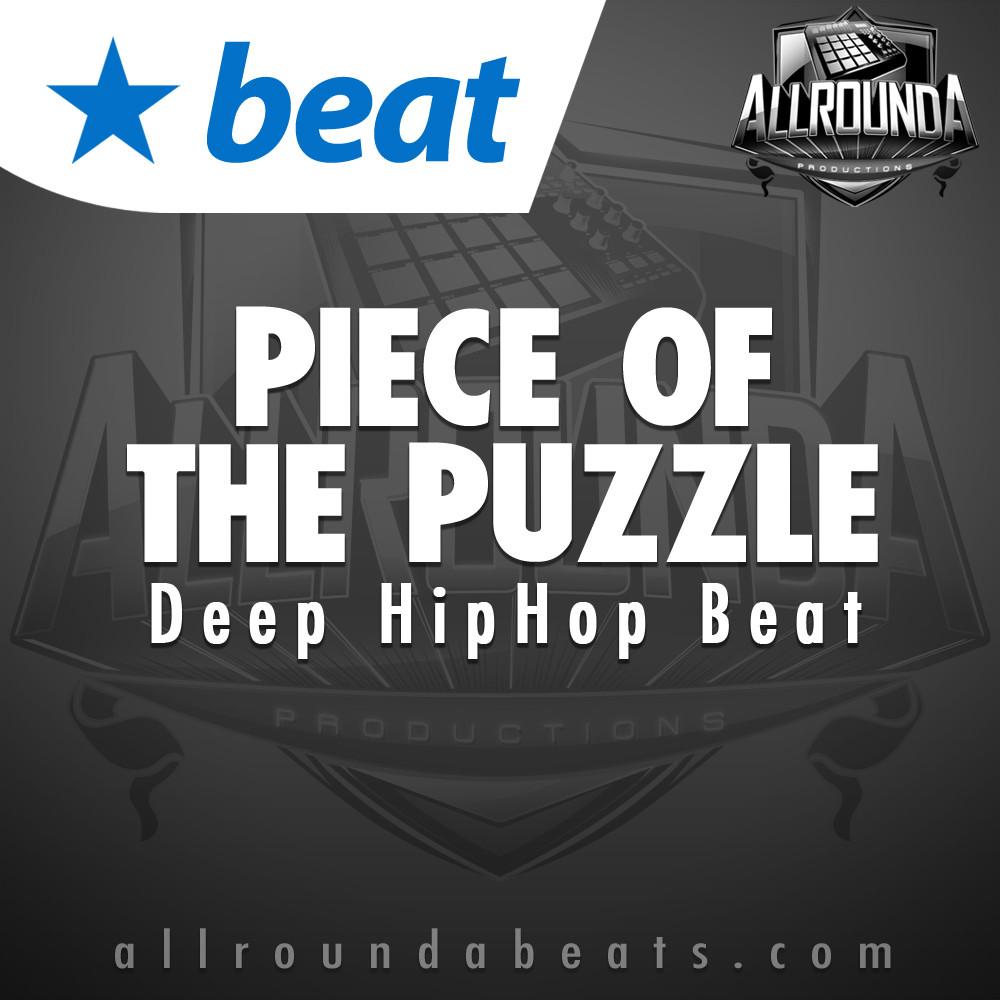 Deep Hip Hop Beat, Beat — PIECE OF THE PUZZLE, Buy Beats Online   Hip Hop Beats For Sale   Buy Rap & Trap Instrumentals