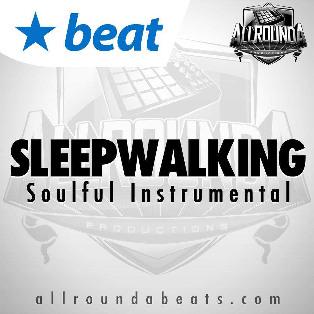 Inspiring Rap Beat, Beat — SLEEPWALKING, Buy Beats Online | Hip Hop Beats For Sale | Buy Rap & Trap Instrumentals
