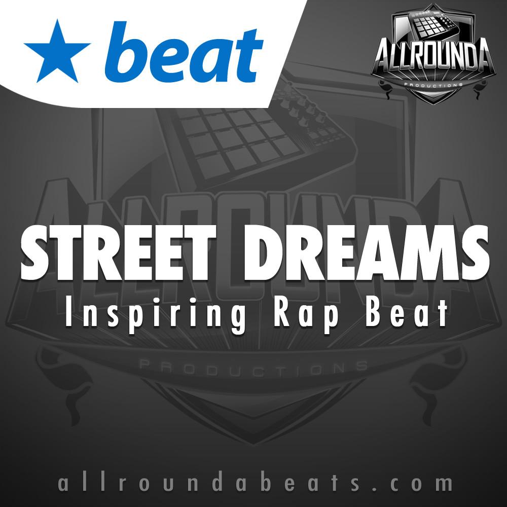 Inspiring Rap Beat, Beat — STREET DREAMS, Buy Beats Online | Hip Hop Beats For Sale | Buy Rap & Trap Instrumentals