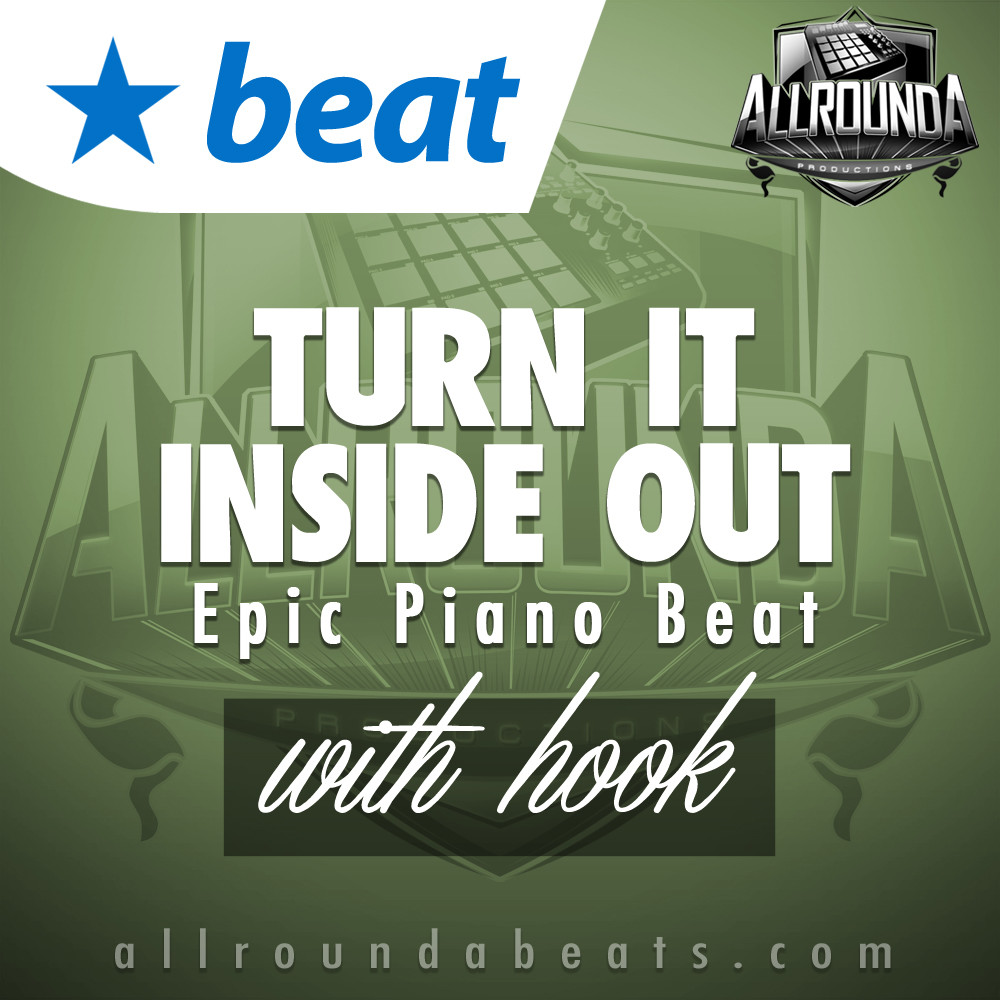 ae0dcc57a4 Beat - TURN IT INSIDE OUT (w hook) -