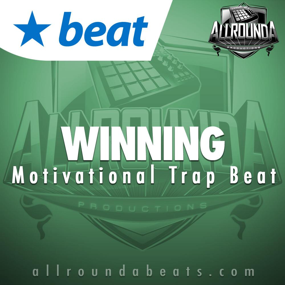 Motivational Trap Beat, Beat — WINNING, Buy Beats Online | Hip Hop Beats For Sale | Buy Rap & Trap Instrumentals