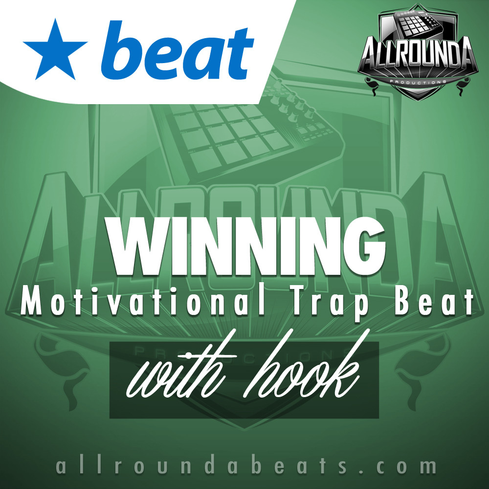 Motivational Trap Beat, Beat — WINNING (with hook), Buy Beats Online   Hip Hop Beats For Sale   Buy Rap & Trap Instrumentals