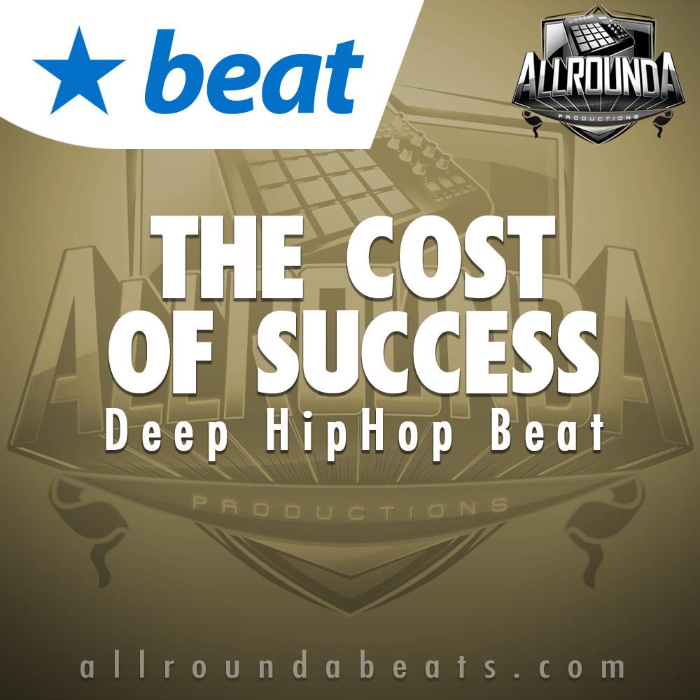 Confident Rap Beat, Beat — THE COST OF SUCCESS, Buy Beats Online   Hip Hop Beats For Sale   Buy Rap & Trap Instrumentals