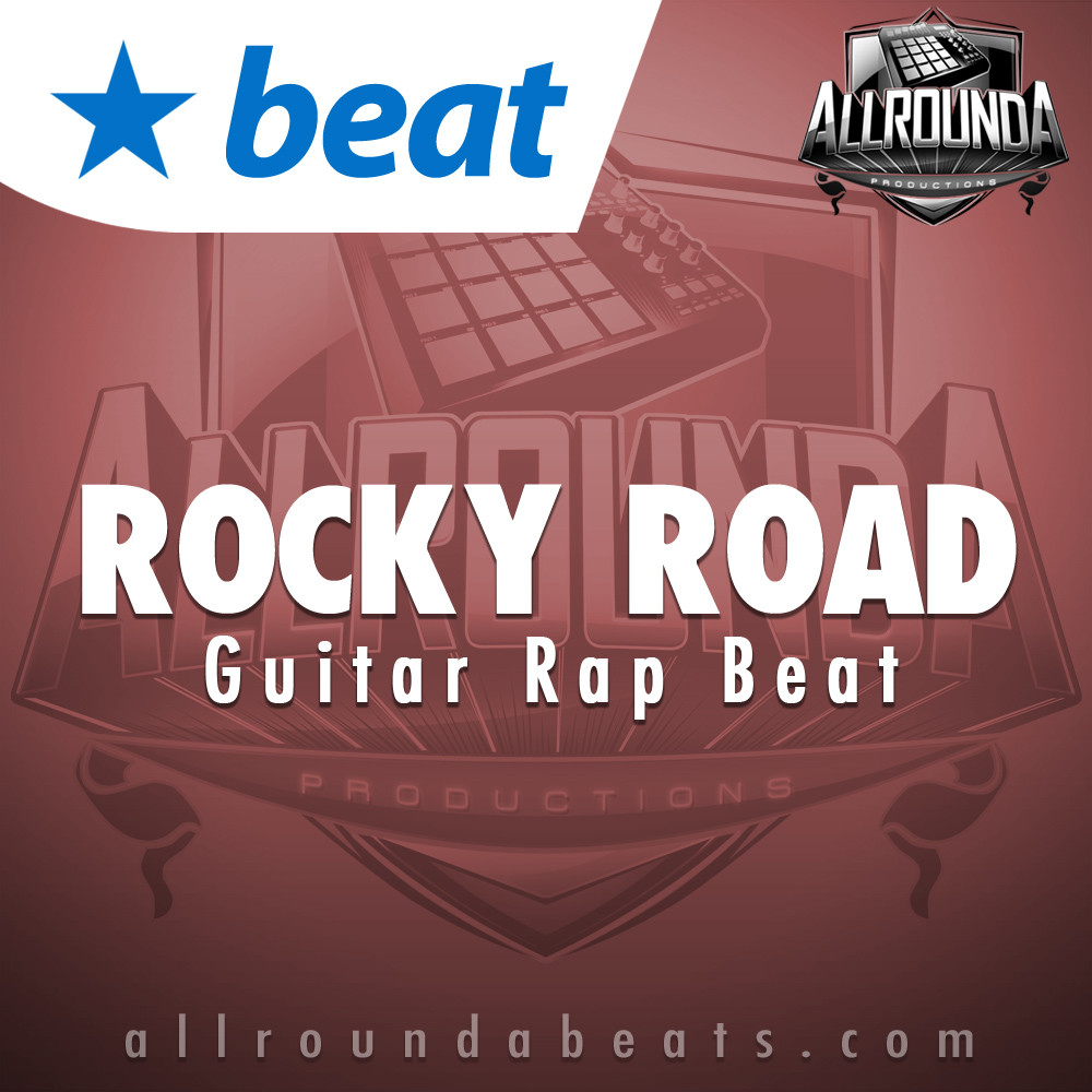 Rock Rap Beat, Beat — ROCKY ROAD, Buy Beats Online   Hip Hop Beats For Sale   Buy Rap & Trap Instrumentals