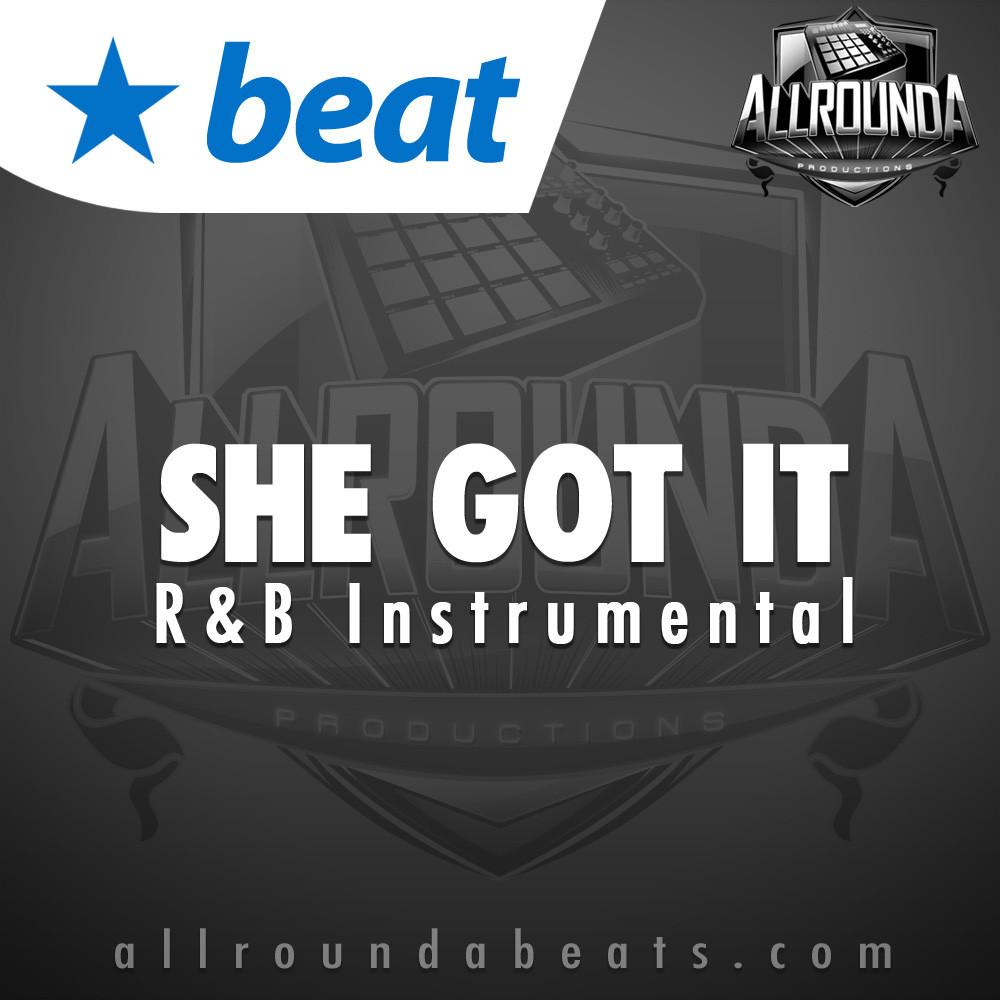 Smooth R&B Beat, Beat — SHE GOT IT, Buy Beats Online   Hip Hop Beats For Sale   Buy Rap & Trap Instrumentals