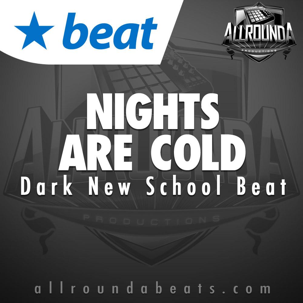 Dark Rap Beat, Beat — NIGHTS ARE COLD, Buy Beats Online | Hip Hop Beats For Sale | Buy Rap & Trap Instrumentals