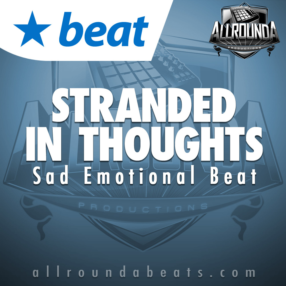 , Beat – STRANDED IN THOUGHTS, Buy Beats Online | Hip Hop Beats For Sale | Buy Rap & Trap Instrumentals
