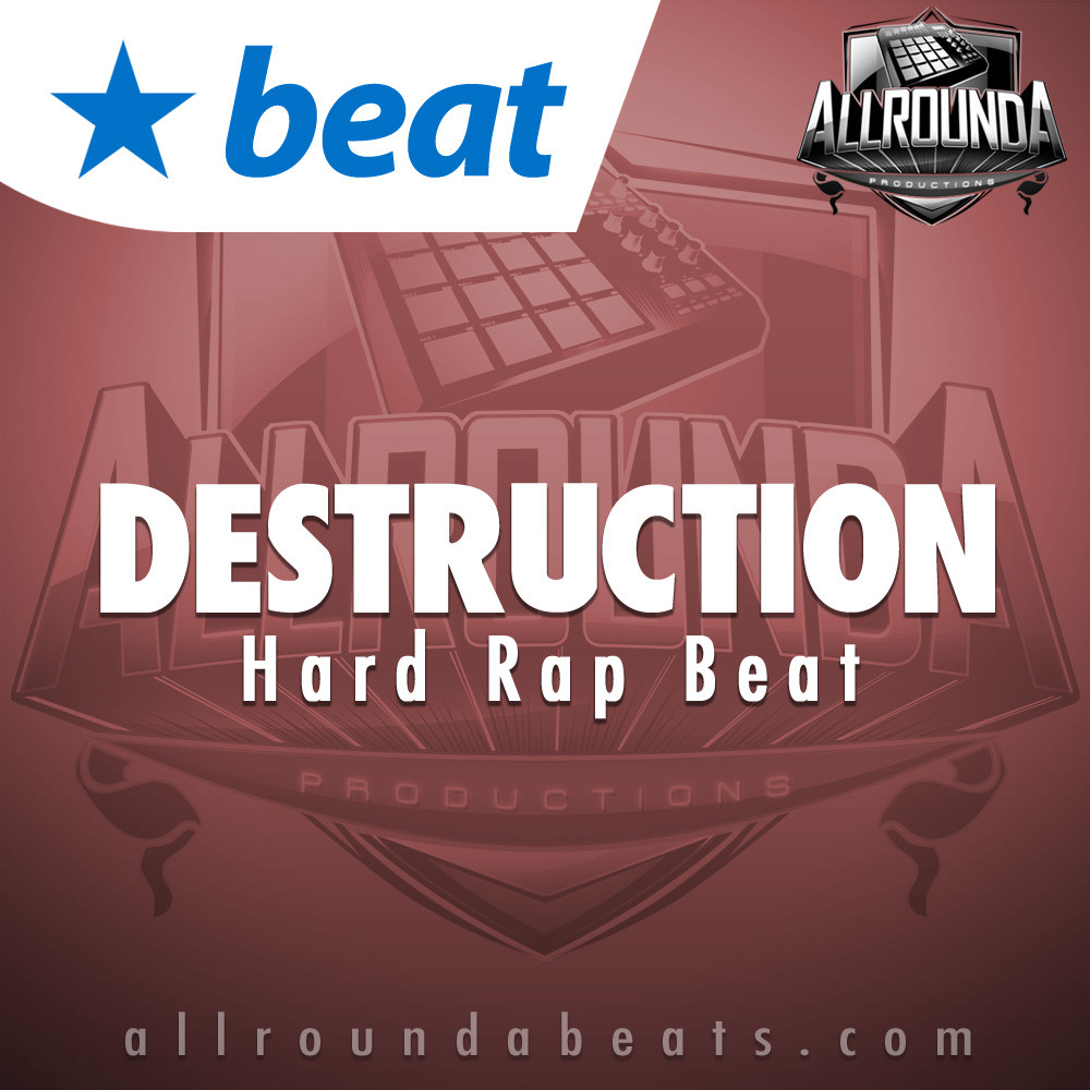 Hard Rap Beat, Beat — DESTRUCTION, Buy Beats Online   Hip Hop Beats For Sale   Buy Rap & Trap Instrumentals