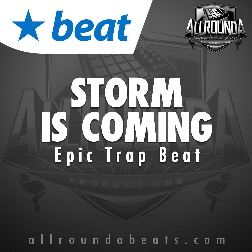 , Beat — STORM IS COMING, Buy Beats Online | Hip Hop Beats For Sale | Buy Rap & Trap Instrumentals