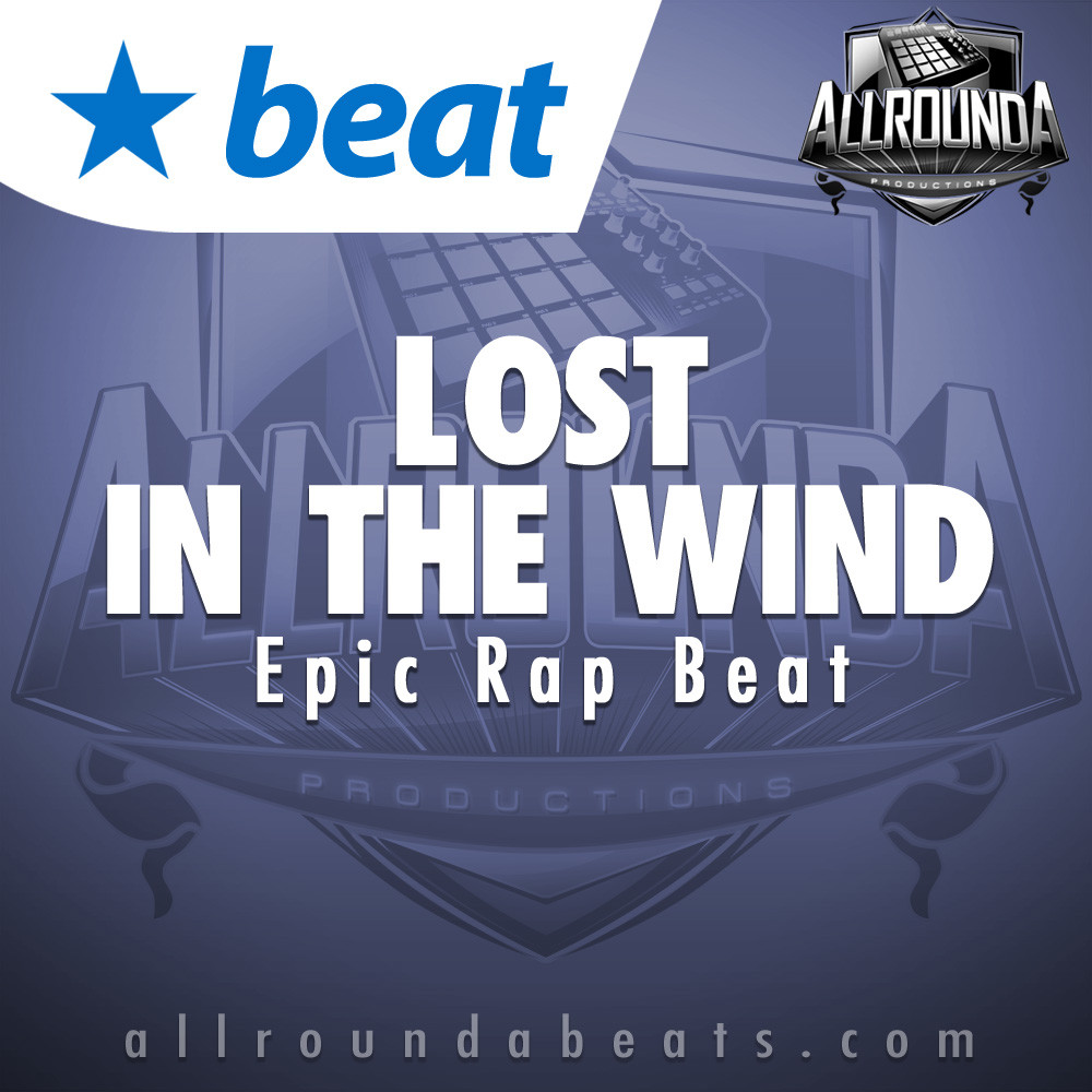 Orchestral Piano Beat, Beat — LOST IN THE WIND, Buy Beats Online | Hip Hop Beats For Sale | Buy Rap & Trap Instrumentals
