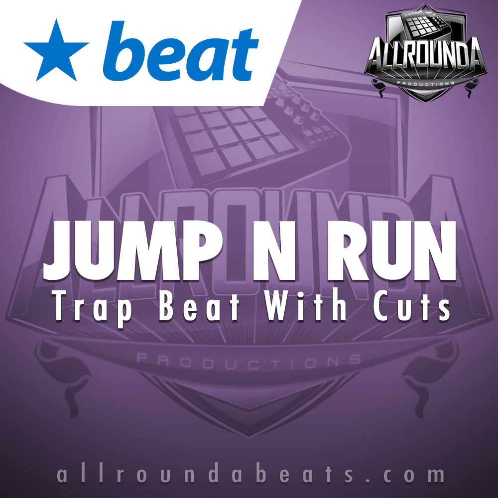 Trap Beat With Scratches, Beat — JUMP N RUN, Buy Beats Online | Hip Hop Beats For Sale | Buy Rap & Trap Instrumentals