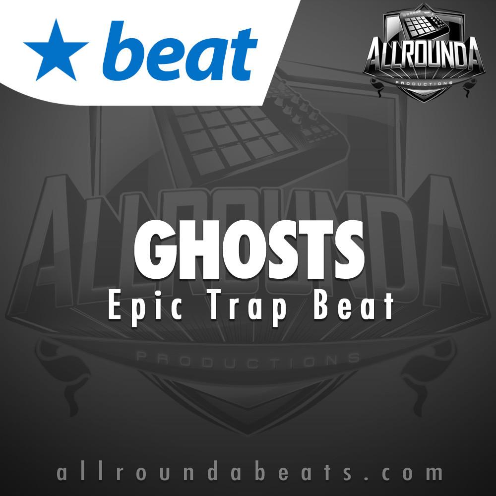 Dark Trap Beat, Beat — GHOSTS, Buy Beats Online | Hip Hop Beats For Sale | Buy Rap & Trap Instrumentals