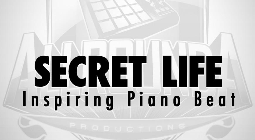 Emotional Piano Beat, Beat — SECRET LIFE, Buy Beats Online | Hip Hop Beats For Sale | Buy Rap & Trap Instrumentals
