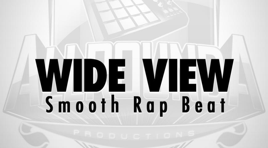Smooth Rap Beat, Beat — WIDE VIEW, Buy Beats Online | Hip Hop Beats For Sale | Buy Rap & Trap Instrumentals